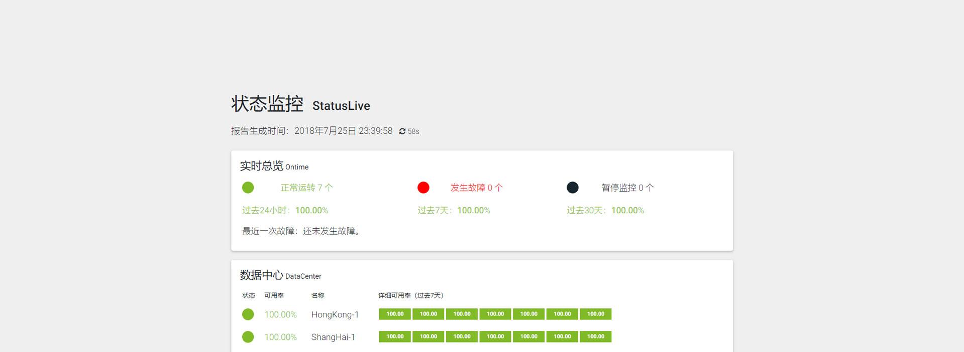 StatusLive V1.1 更新